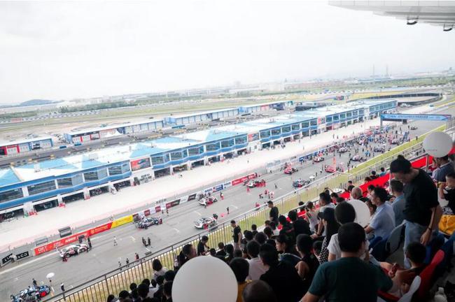 CTCC连同WTCR世界房车锦标赛在浙江宁波完善落下帷幕