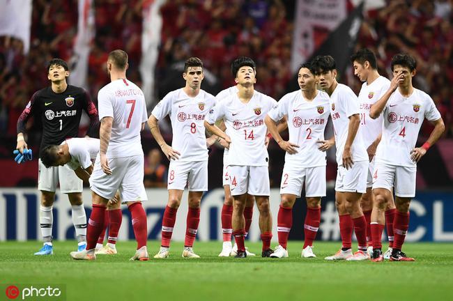 上港连续3年被日本球队淘汰 今年抗日大旗恒大扛?