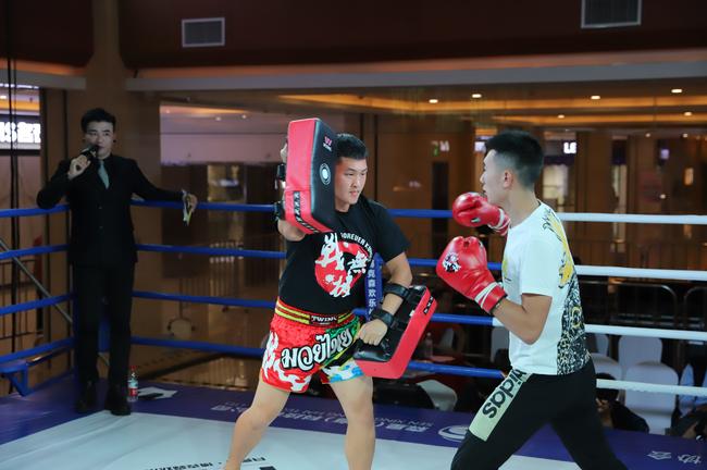 我就是拳王沈阳赛区 坦桑尼亚学生追逐中国功夫