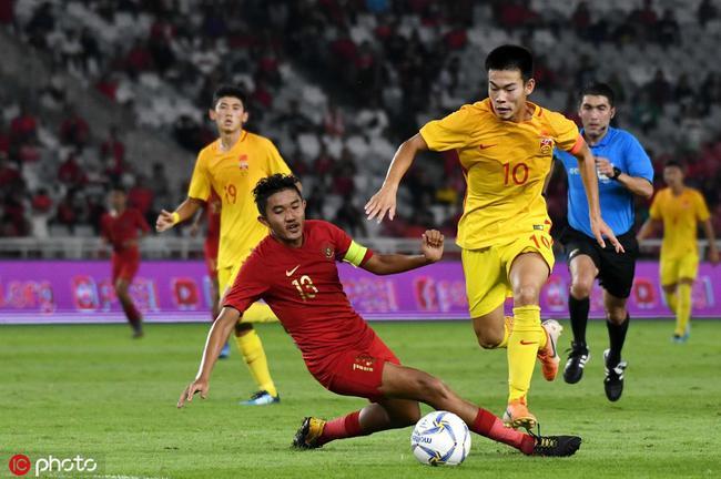 专访国少队长何小珂:去五大联赛踢球是生涯目标