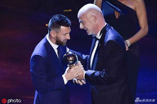 世足先生里皮选择C罗非梅西 国足队长投给萨拉赫
