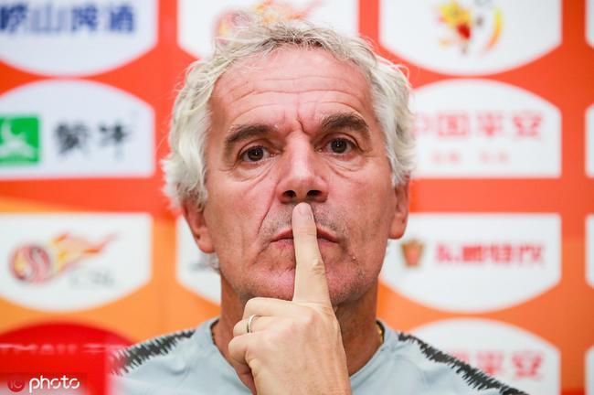 多纳多尼:与申花保级大战有取胜可能 要专注比赛