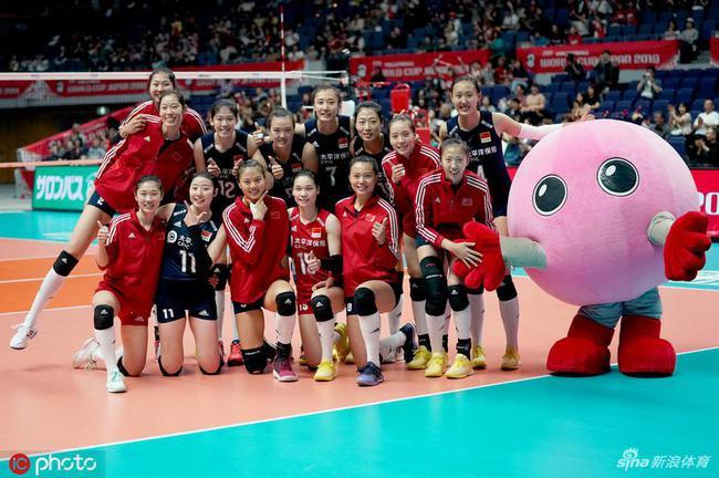 回顾女排世界杯中国vs荷兰 朱婷耶斯对位争锋