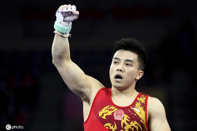 中国队暂居第二