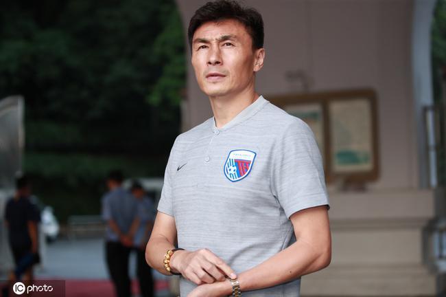 李玮锋成天海代理主帅 表态将全力以赴率队保级