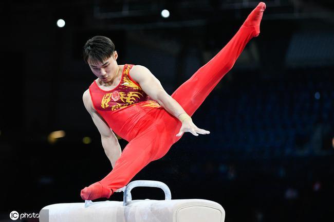 中国队在决赛中