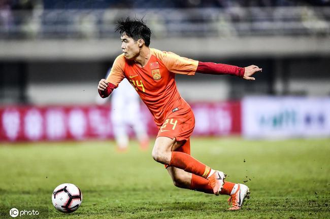 段刘愚:6岁许愿踢职业 希望不靠U23也能帮助球队