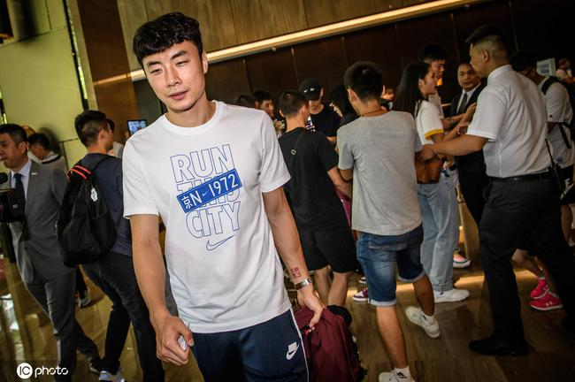 李磊已随国安合练能否出战未知 布鲁诺给队员加量