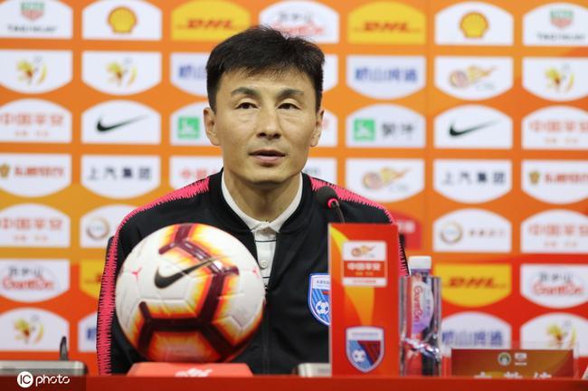 李玮锋:天海有积极变化 能不能赢球看场上球员表现