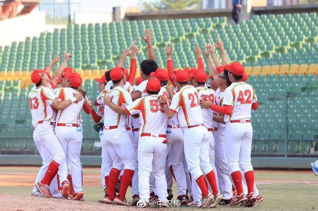 亚洲棒球锦标赛铜牌战中国队获铜牌历史性突破