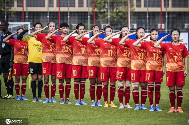 中国女足4-0美国【图】