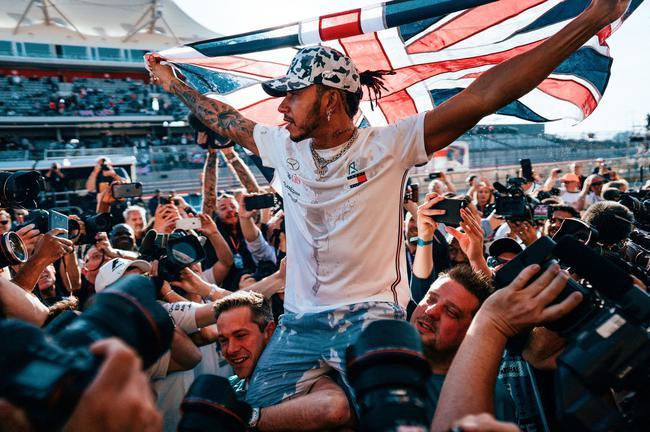 F1六冠王劉易斯-漢密爾頓