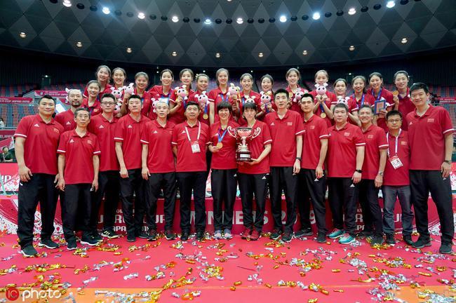 世界杯中国女排16位世界冠军 皆入围排超第二阶段
