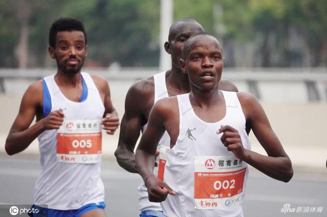 肯尼亚包揽南宁马拉松男女项目前三