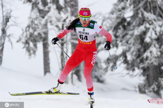 中国选手征战2019年FIS越野滑雪世界杯芬兰站