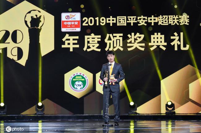中超颁奖汇总:保利尼奥摘MVP 李霄鹏获最佳主帅