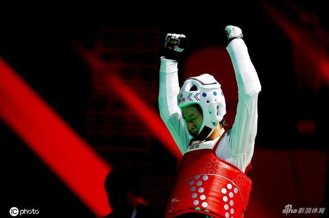 吴静钰创造历史 第四次获奥运参赛资格成第一人