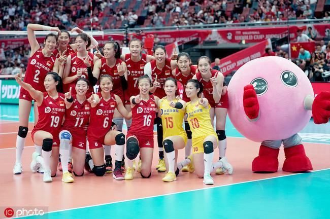 新华社评中国体育十大新闻 女排冬奥吉祥物上榜