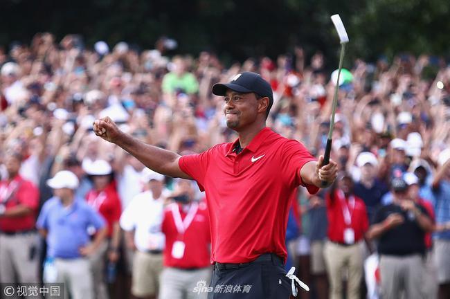 世界高尔夫名人堂规则改变 伍兹不用等50岁便可进