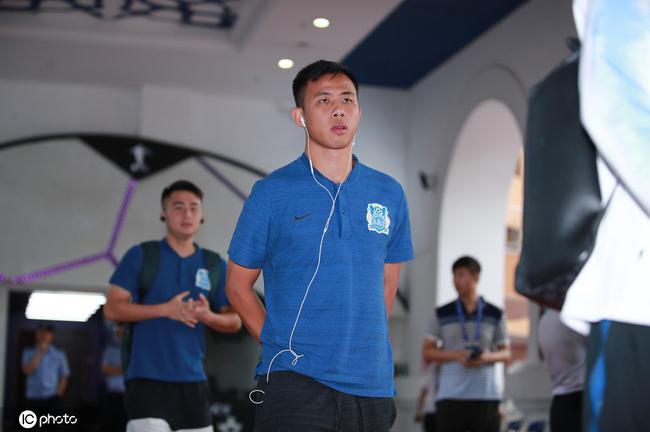 黄政宇:范帅狠抓防守 最后一年U23要凭实力立足