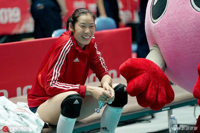 《【煜星代理平台】朱婷:东京奥运目标争金夺银 最爱放松方式是睡觉》