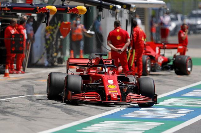 F1| 法拉利升级提前至本周末 高层表态支持比诺托