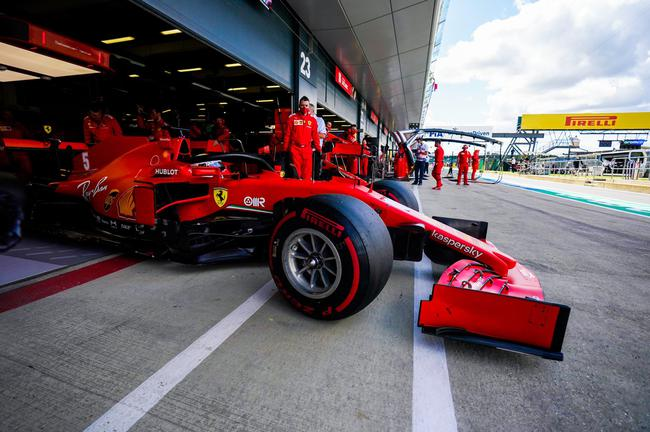 F1| 比诺托否认法拉利周三官方拍摄日测试新部件