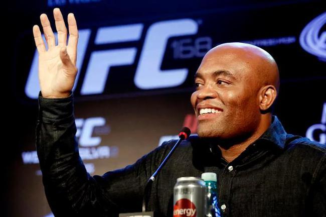 UFC|安德森-席尔瓦退役在即?教练称他仍精力旺盛