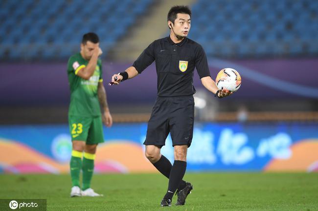 足协国际级裁判名单将调整 金京元进精英培养班