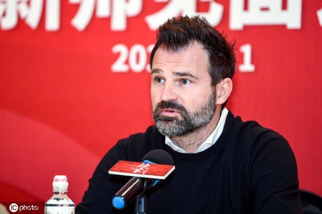 莱科:执教海港我首次有绝对权威 中国球员充满雄心
