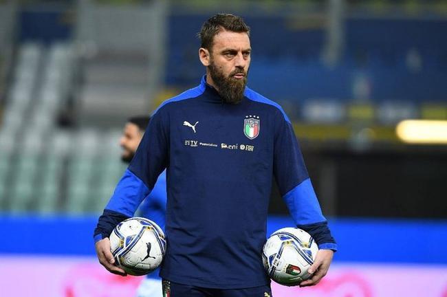 意大利队助理教练德罗西因新冠症状入院