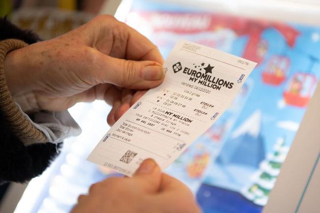 爆10亿彩票巨奖诞生 得主身份或将永远成迷