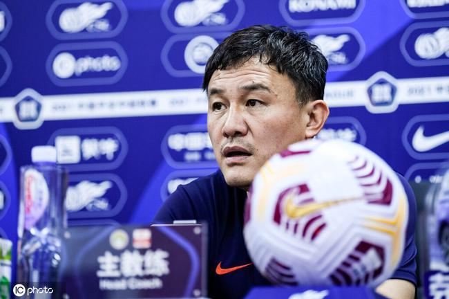郝偉:國腳缺席肯定有影響 沒贏球還有很多功課要做