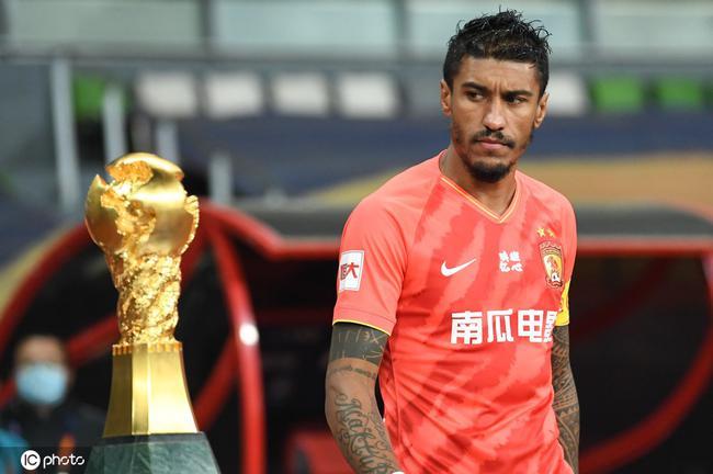 外媒称保利尼奥即将与广州解约 多家俱乐部想要他