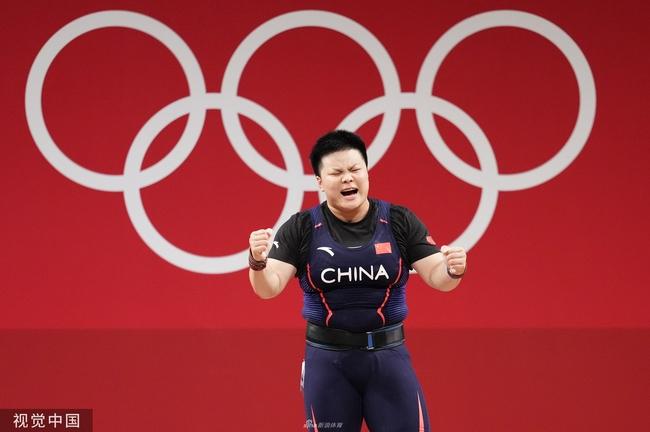 【博狗体育】霸气!信手拈来! 汪周雨拿走属于自己的金牌