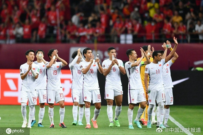 媒体人:日本人为国足找到了最好的失败借口
