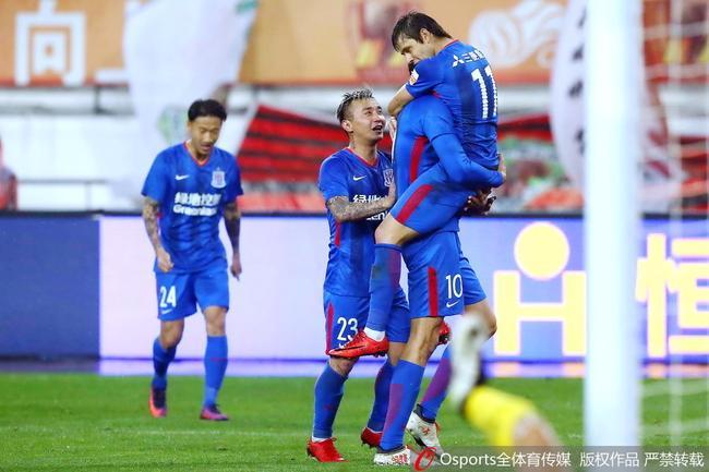 中超-罗梅罗助攻莫雷诺冲顶 申花1-0斩贵州获首胜