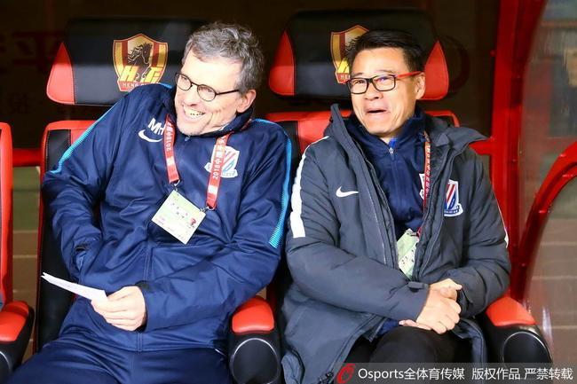 吴金贵:球队会逐渐走出低谷 客场取三分很不容易