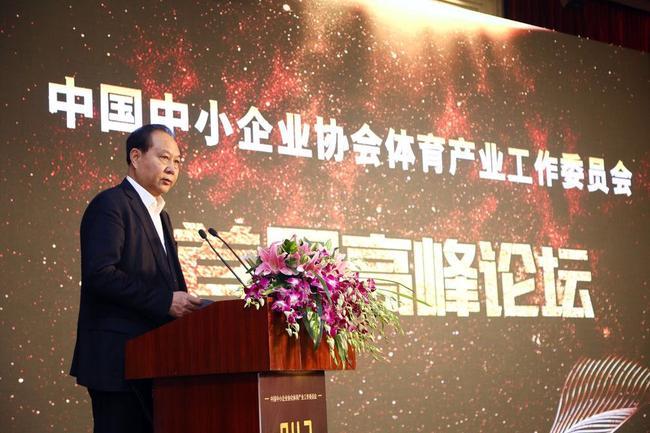 中国中小企业协会执行会长 张竞强