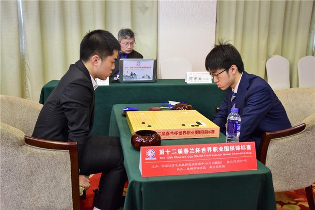 春兰杯中国军团强势 韩国战绩折射棋界现状