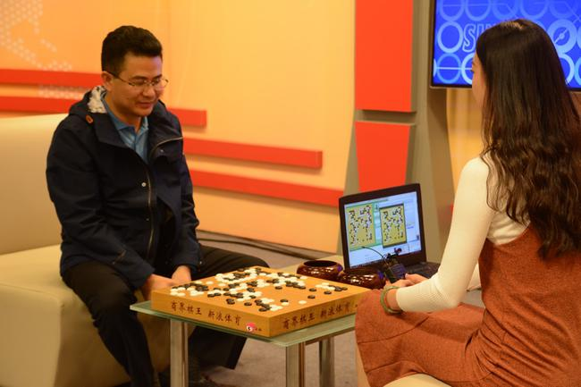 人工智能求助环节让商界棋王赛变数大增