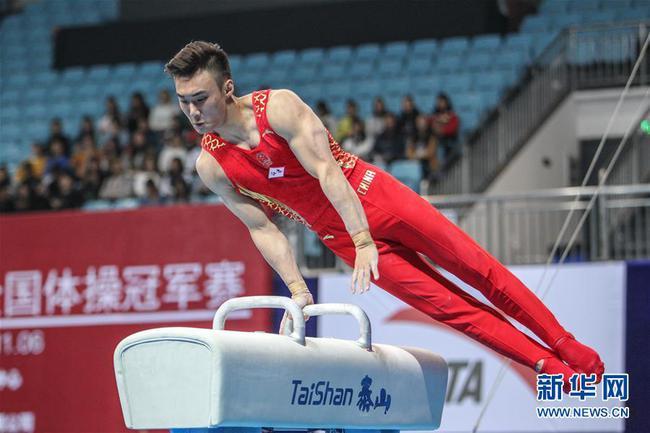 体操世界杯伯明翰站 孙炜名列全能第五日本夺冠