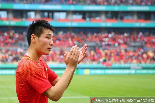 中国杯令国足见证差距