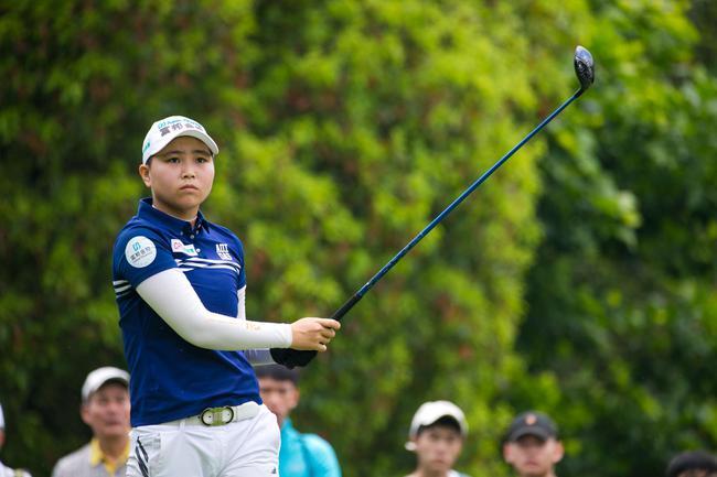 中国信托女子赛中国台北陈宇茹赢首冠 张婕娜琳T4
