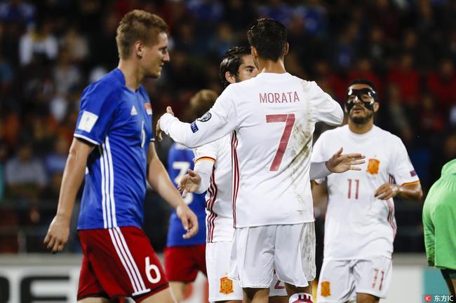 莫拉塔渴望参加世界杯