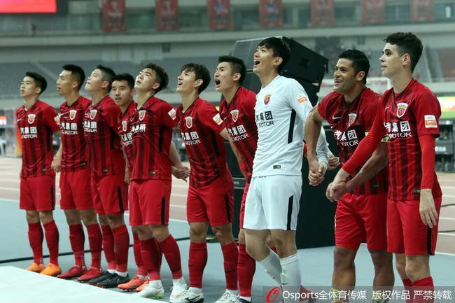 中超夺冠赔率:上港居首国安升第3 一方等6队垫底