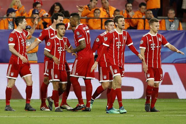 拜仁首回合2-1客胜