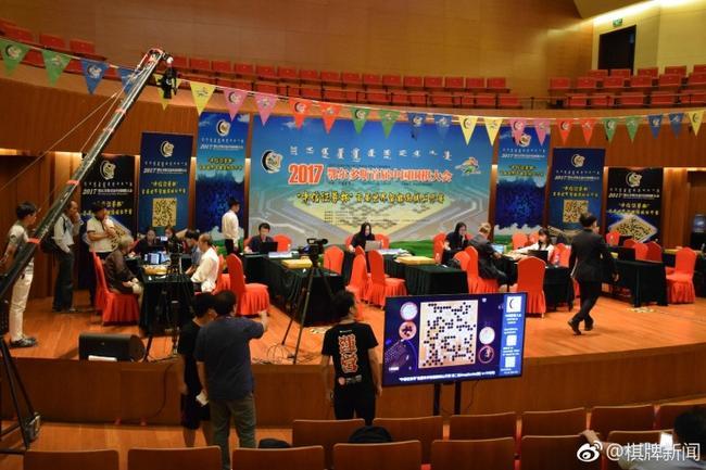 参加首届世界智能围棋公开赛