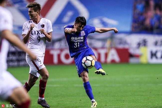王伟在亚冠比赛中