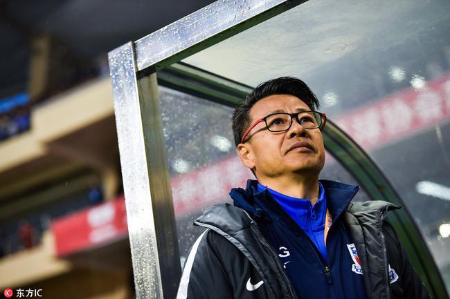 吴金贵:运气如果好我们能赢 一定不会输给恒大